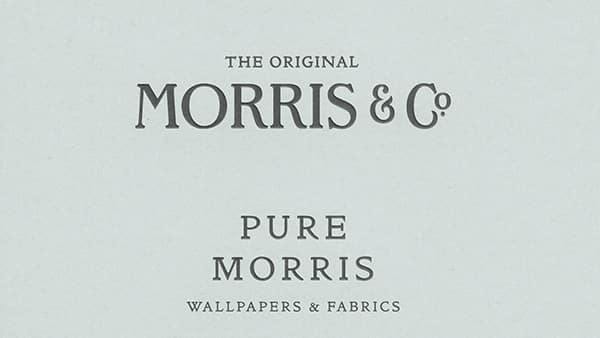 PURE MORRIS by ウィリアムモリス 新作特別展示会