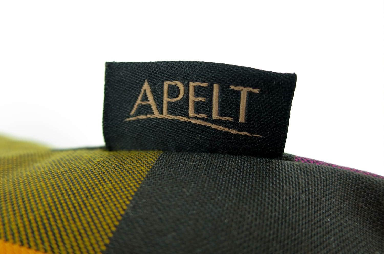 The Check ドイツAPELTチェッククッションカバー 40×40cm