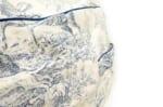 The Dog ワンちゃんと一緒にくつろぐビッグソファークッション ワルドジュイ柄(抗菌・消臭加工済)Φ100cm