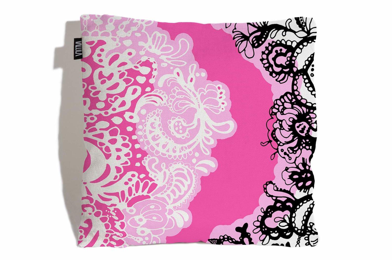 【SALE】北欧を代表するヴァッリラの大人可愛いデザインのプリントクッションカバー 43×43