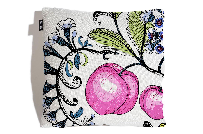 【SALE】北欧を代表するヴァッリラの可愛い桃柄のプリントクッションカバー 43×43