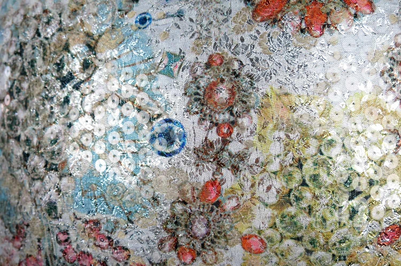 The LAmurpaille ヤコブシュレイファー&フィスバファブリッククッション No.03 45×45cm 中材付