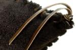 至福のふかふか 贅沢 ムートン クッション 大きめサイズ NO.01 56×41