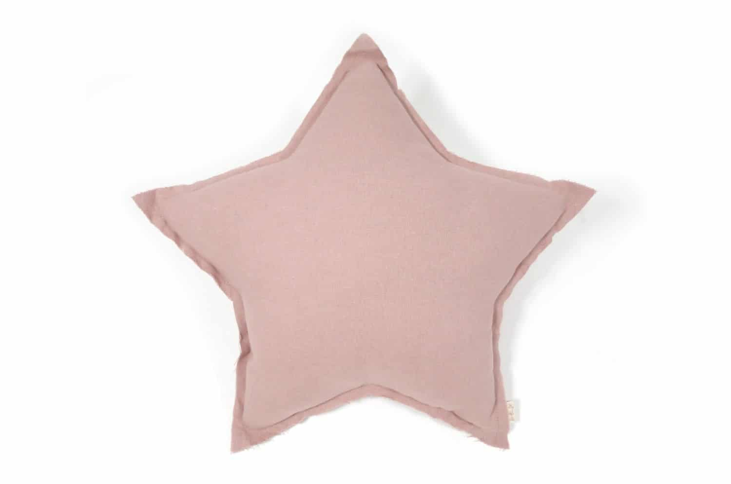 numero74 Mini Star Cushion Pastel 星形クッション Dusty pink