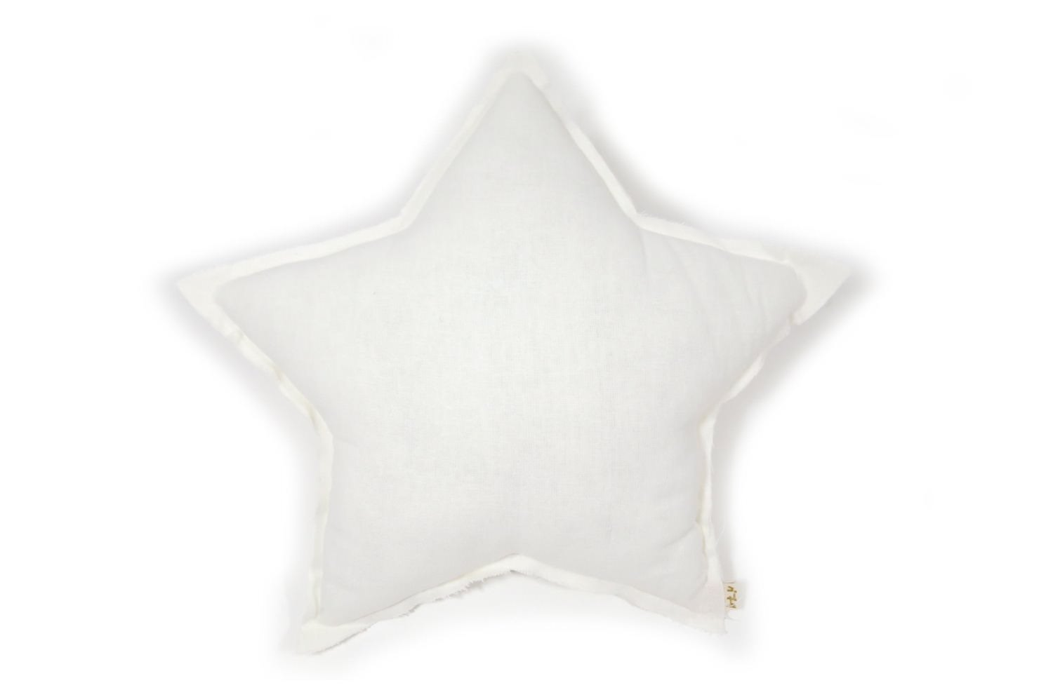 numero74 Mini Star Cushion Pastel 星形クッション white