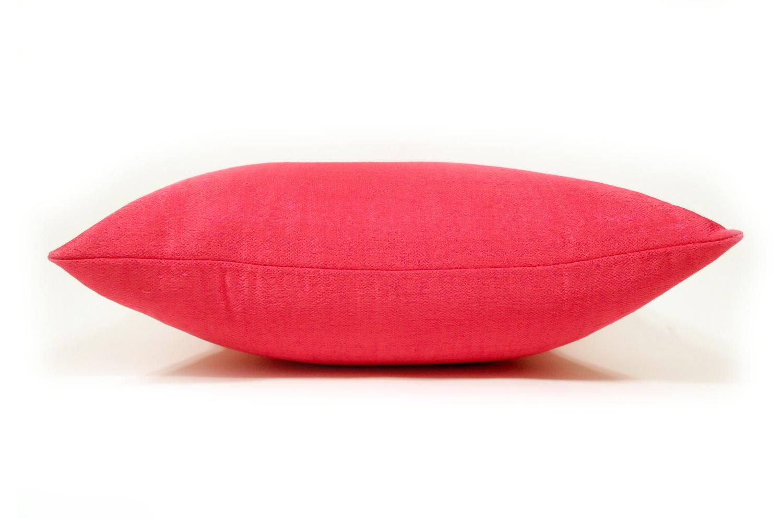 The ALDECO Shine Pink アルデコシャインピンククッション 45×30cm 中材付