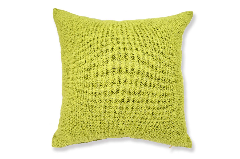 The Lime Green ライムグリーンクッションカバー 45×45cm