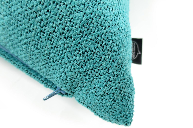 The Turquoise Blue ターコイズブルークッションカバー 45×45cm