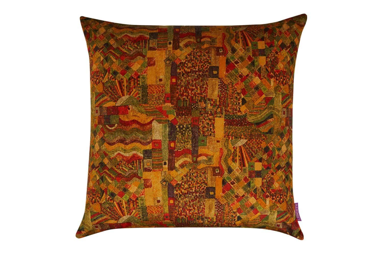 リバティ クッション LIBERTY ART FABRICS Chapman Tapestry Marmalade VINTAGE VELVET  60×60(中材付)