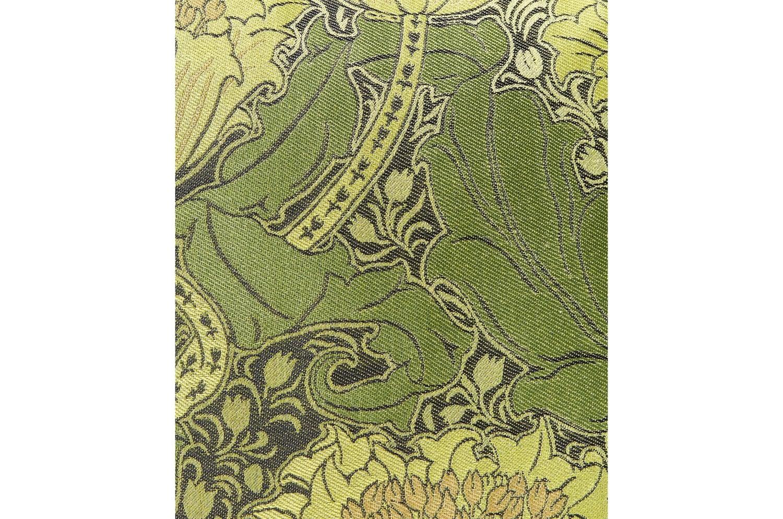 リバティ クッション LIBERTY ART FABRICS Elizabath Arts and Crafts Green Jacqard 50×50