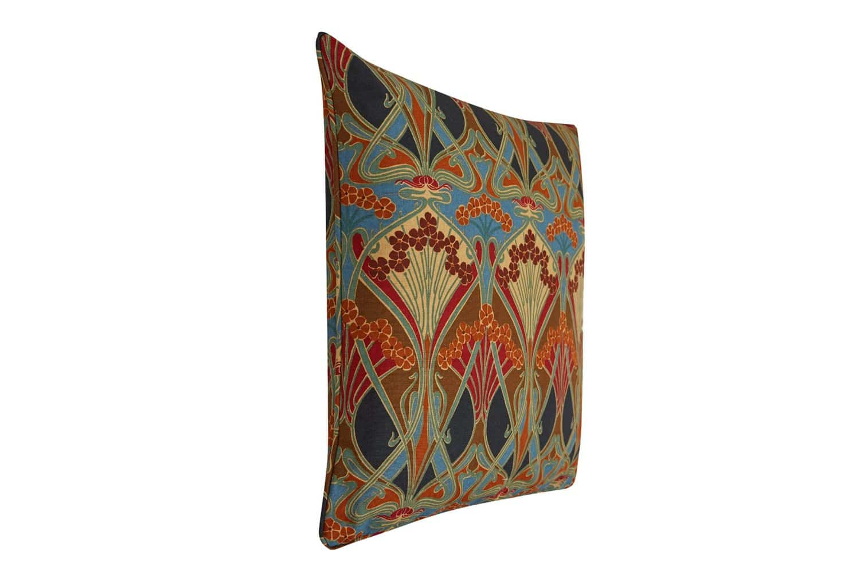 リバティ クッション LIBERTY ART FABRICS Ianthe Flower Orignal Linen Union 45×45