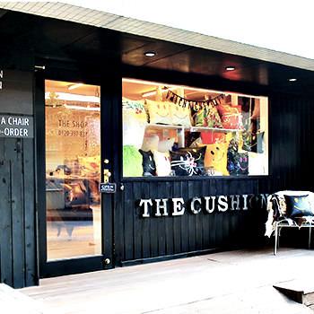 クッション専門店 THE CUSHION JAPAN