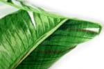 The Botanical ジムトンプソンボタニカル柄リネンクッションカバー グリーン 45×45cm