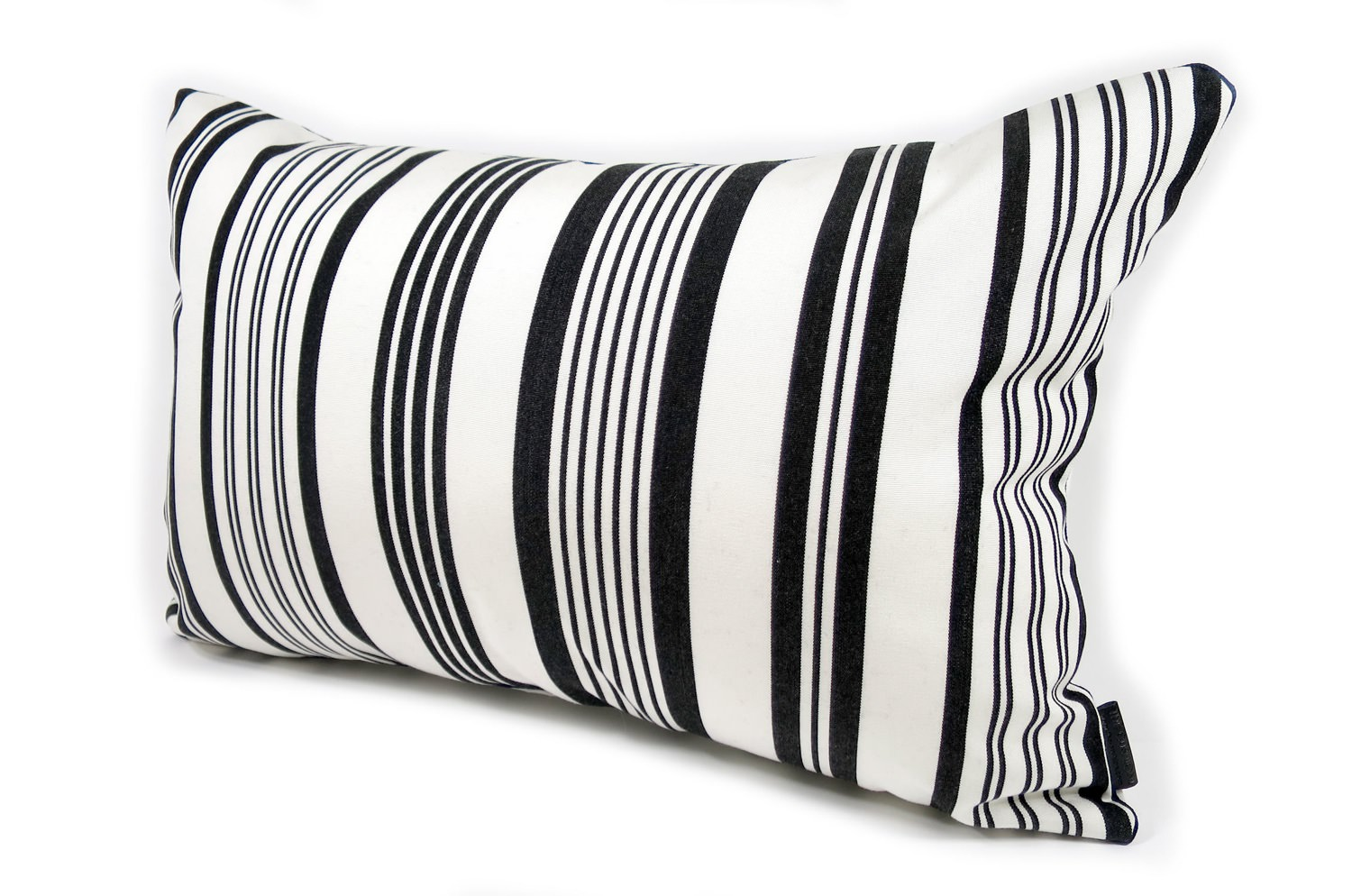 MISSONI HOME fabric Black Stripe クッション 40×60 中材付