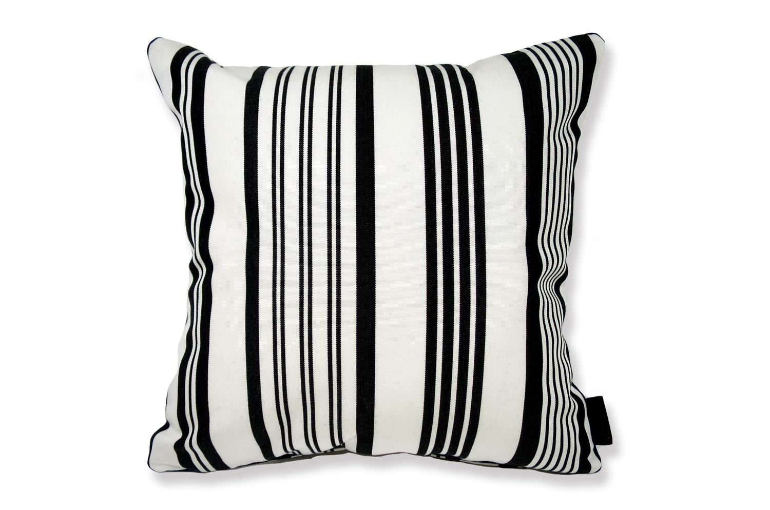 MISSONI HOME fabric Black Stripe クッションカバー 40×40