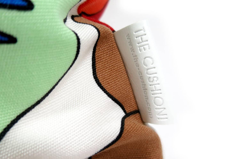 MISSONI HOME fabric VIOLE クッション 40×60 中材付 tirella