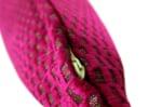 The Bordeaux Pink Cut Velvet しっとり高級感カットベルベット横長クッションカバー ボルドーピンク 45×45cm