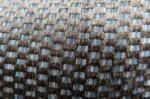 The Brown Cut Velvet しっとり高級感 カットベルベット横長クッション ブラウン 45×30cm 中材付