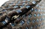 The Brown Cut Velvet しっとり高級感 カットベルベットクッションカバー ブラウン 45×45cm