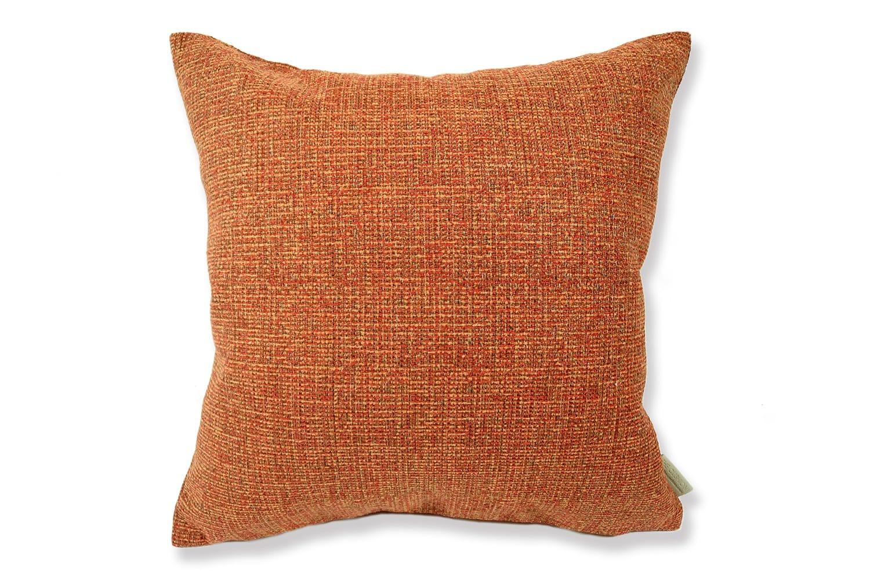 The Mix Orange Jacquard ミックスオレンジジャカードクッションカバー 45×45cm