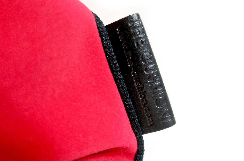 The Signal Red シグナルレッドスエードクッションカバー 40×40cm