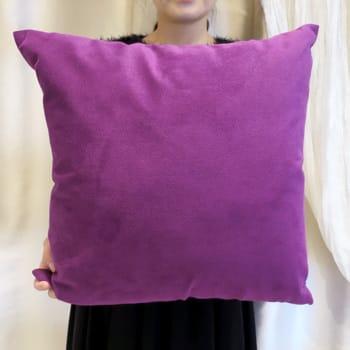 パープル紫系のクッション