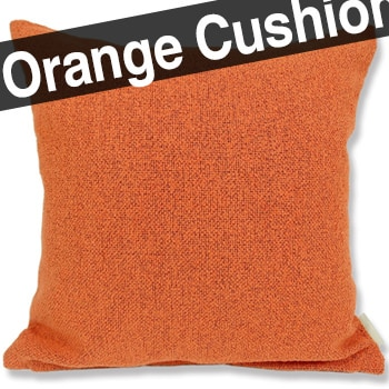 厚地!Juicy Orange ジューシーオレンジ クッションカバー 45×45