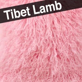 チベットラムクッションカバー