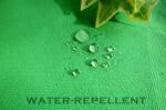 The Water-repellent アウトドア撥水加工クッションカバー ピンク×イエロー 40×40cm