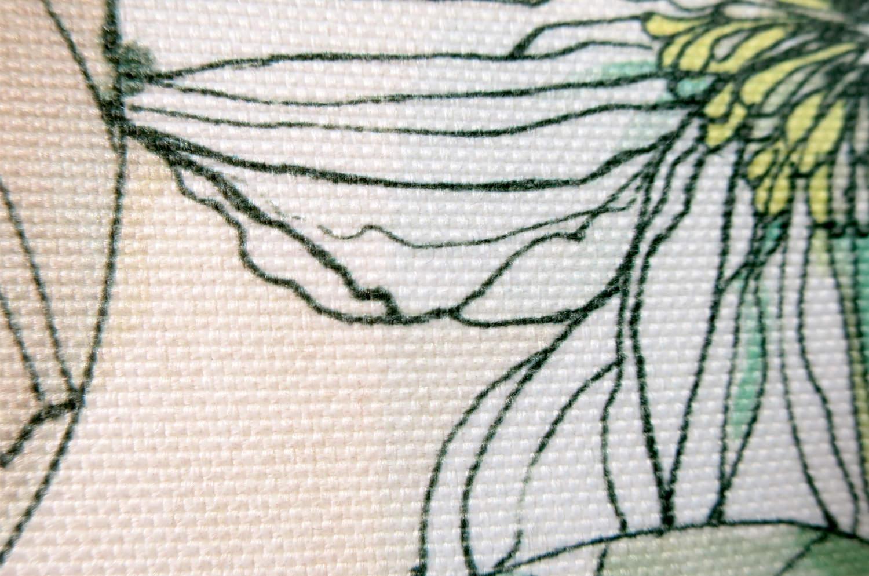 The Botanical ボタニカルクッションカバー sun+sun 撥水加工 50×50cm