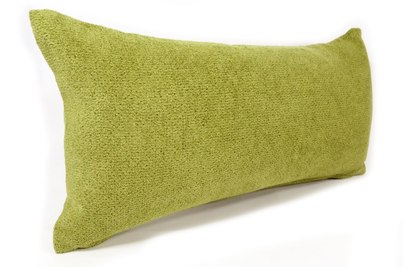 The Washable やわらかウォッシャブルクッションカバー グリーン 50×25cm 中材付