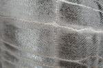 The ARMANI/CASA LISBON Argento アルマーニカーザ ジャカードクッションカバー シルバー 45×45cm