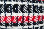 The UBERTINO ウベルティーノItaly ツイードフリンジクッションカバー 45×45cm(49)cm