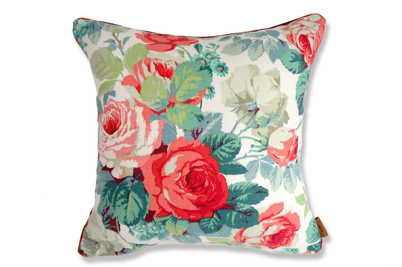 The Floral by Sanderson イギリス製 クッションカバー 45×45cm