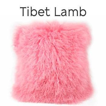 チベットラムクッション