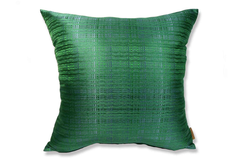 The ARMANI/CASA HADLEY アルマーニカーザ エイドレイ クッションカバー Emerald 50×50cm