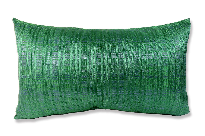 The ARMANI/CASA HADLEY アルマーニカーザ エイドレイクッション GREEN 50×30cm 中材付