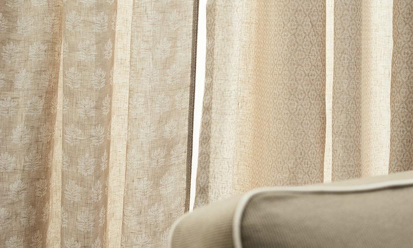 ロロピアーナのカーテン
